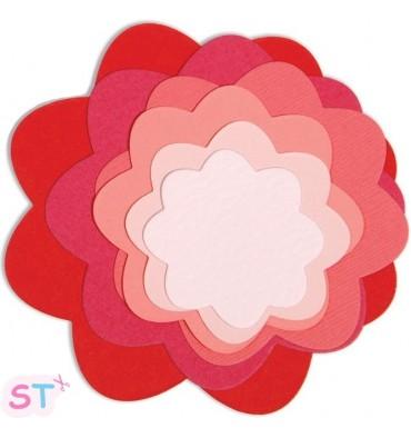 Set Flores Framelits para Sizzix