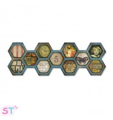 Troquel Frameworks Honeycomb