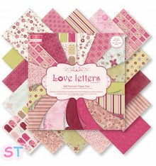 Paper Pad Love Letters 8x8 First Edition