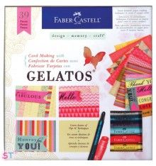 Card Making with Gelatos Kit