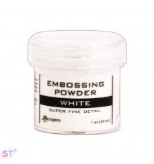 Polvo de emboss Super Fine White