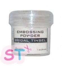 Polvo de emboss Bridal Tinsel