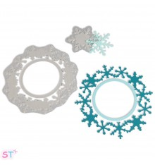 Set Frame, Snowflake