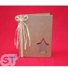 Album Scrapbook Estrella pequeño