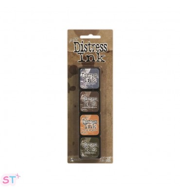 Distress Mini Ink Kit 9