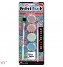 Perfect Pearls Pigment Powder Kit Interference