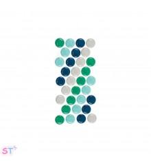 Enamels Dots Cool