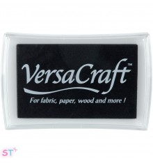 Tinta versacraft real black grande