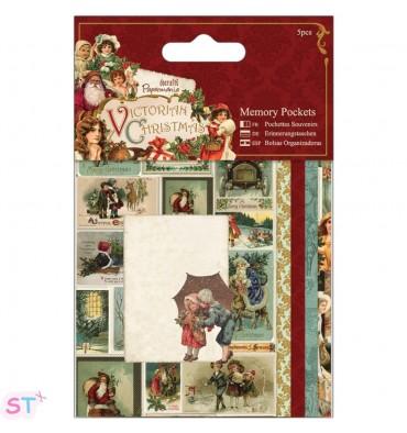 Victorian Christmas 5 Bolsas
