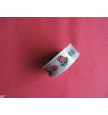 Fabric tape Tulipán