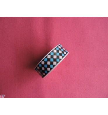 Fabric tape Diamantes