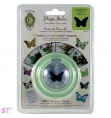 Epiphany Crafts Shape Studio Tool Butterfly 25