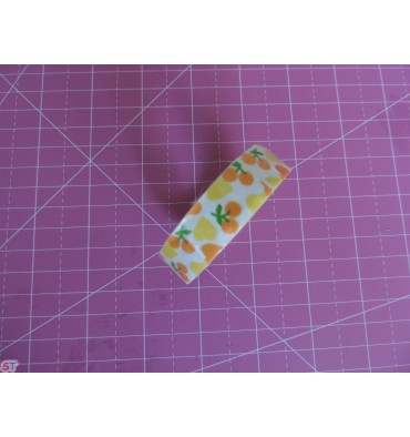 Fabric tape Naranjas