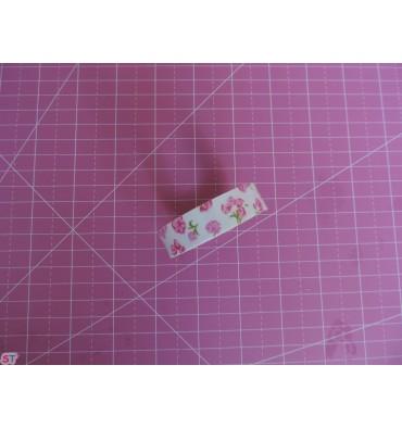 Fabric tape Rosa simple