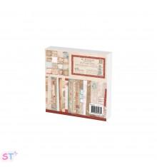 Paper pad En Francais 6x6
