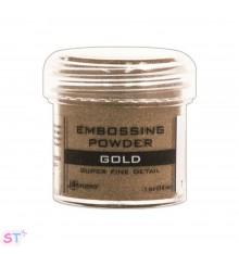 Polvo de emboss Super Fine Gold
