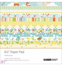 Paper pad Fine & Sunny 6,5x6,5