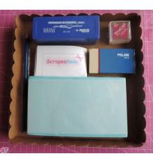 Kit para carvado de sellos