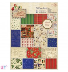 Letter to Santa A4 Paper Pack