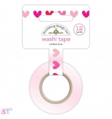 Washi tape Endless Love de Doodlebug
