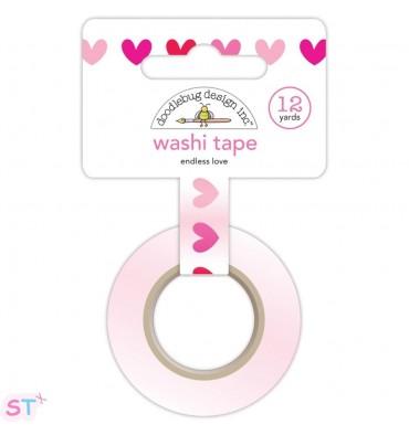 Washi tape Endless Love de Doodlebug
