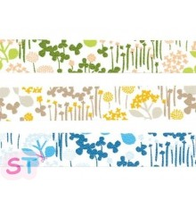 Tres washi Little Garden Classiky's