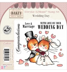 Sello Makey Bakey Wedding Day