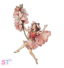 Sello Flower Fairies Almond Blossom