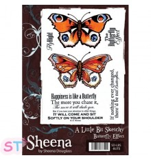 Sello Sheena Douglas Butterfly Effect