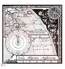 Sello Map & Compass