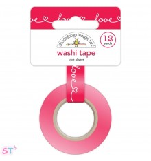 Washi tape Love Always de Doodlebug