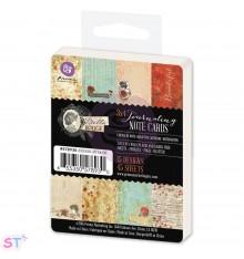Bella Rouge Journaling Notecards de Prima Marketing