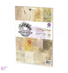 Paper pad Timeless Memories A4 Prima Marketing