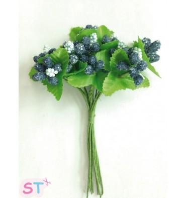 Berries Blue Marianne Design