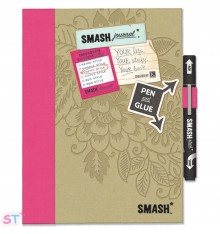 Smash Folio Pink