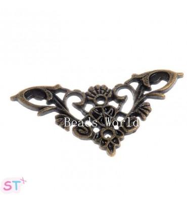 Esquineras decorativas bronce (4)