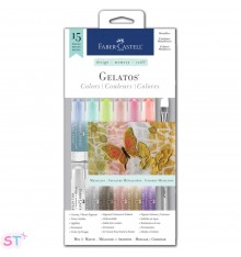 Gelatos Colors Kit Metallic