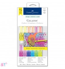 Gelatos Colors Kit Brights