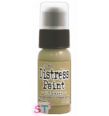Tinta Distress Old Paper Botella 1 oz.