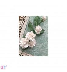 Flores para teñir Rose Vine de Marion Smith Designs