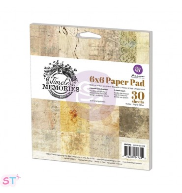 Paper pad Timeless Memories 6x6 Prima Marketing