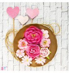 Valentina Mulberry Roma rosas x 11