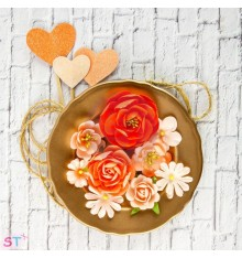 Valentina Mulberry Mona naranjas x 11