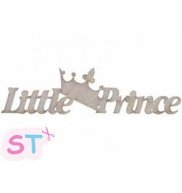 Little Prince en chipboard