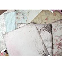 Paper Heritage 12x12 8 hojas
