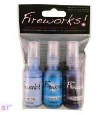 Tinta Fireworks Spray Ocean