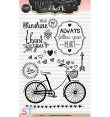 Sello Bicicleta Studio Light