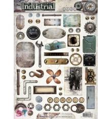 Hoja precortada Industrial 388 A4
