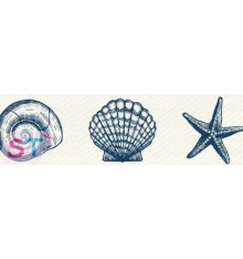 Washi tape Sea Shells de Scrapberrys