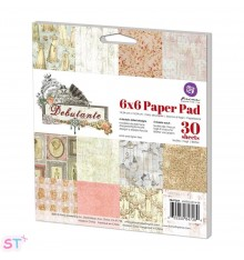 Paper pad Debutante 6x6 Prima Marketing